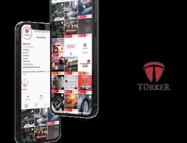Türker Oto Sosyal Medya Yönetimi